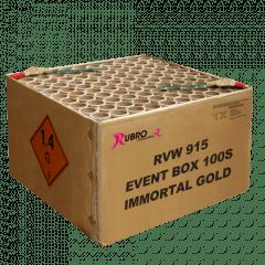 EVENT IMMORTAL GOLD 100'S (nc)